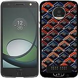 Hülle für Lenovo (Motorola) Moto Z Play - Bunte