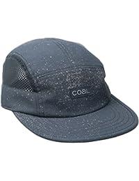 Coal mens  The Provo 5 Panel Hat Microfiber Cap Baseball Cap