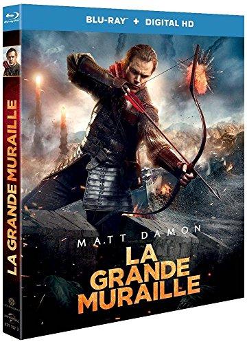 La Grande Muraille [Blu-ray + Copie digitale]