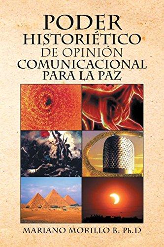 Poder Historietico De Opinion Comunicacional Para La Paz por Mariano Morillo B.