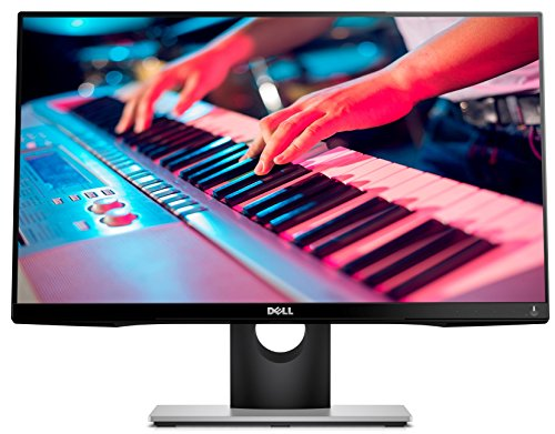 Dell S2316H Full HD LED PC Monitor, 23 inch - Black