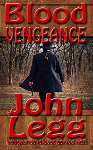 Blood Vengeance (Blood Trail Book 3)