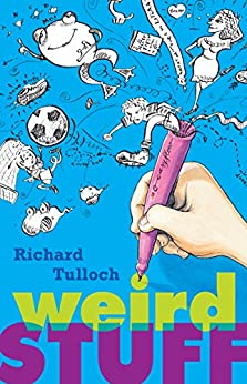 Weird Stuff di [Tulloch, Richard]