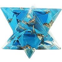 Harmonize TŸrkis Merkaba Orgon Reiki Healing Kristall Spiritual Heilige Geometrie preisvergleich bei billige-tabletten.eu