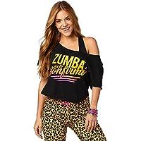 Zumba Fitness Z1t01348 Haut Femme