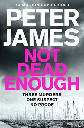 Not Dead Enough (Roy Grace series Book 3)