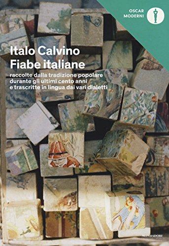 Fiabe italiane (Oscar moderni) por Italo Calvino