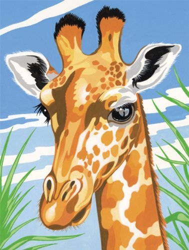 reeves-12065-peinture-au-numero-girafe