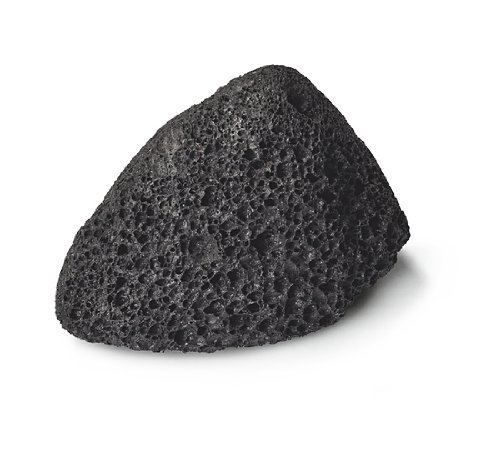 Lavastein Kosmetex zur Hornhaut Entfernung und Schwielen kräftiger als ein Bimsstein, Vulkanstein für Pediküre