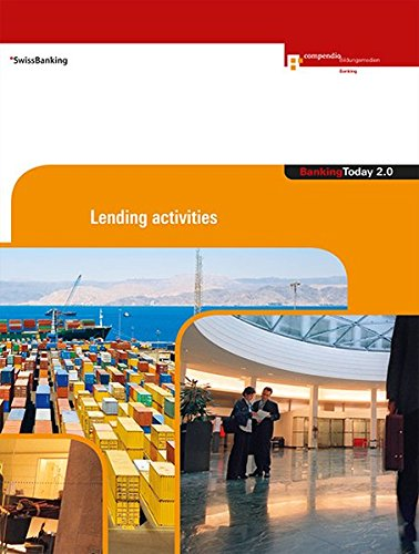 Banking Today 2.0 - Lending activities