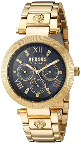 Versus Versace Women's Analogue Quartz Watch – SCA040016