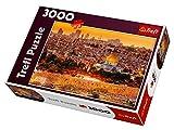 Trefl 33032 - Puzzle, Die Dächer von Jerusalem, 3000 Teile