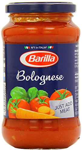Barilla Bolognese Sauce 400g (Pack of 6)