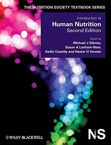 Introduction to Human Nutrition 2E (The Nutrition Society Textbook)