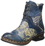 Rovers Damen Stiefel, Blau (Blau), 38 EU