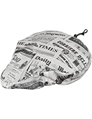 Messingschlager Sattelbezug -NEWSPAPER-