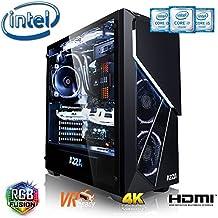 AZZA Gaming PC Konfigurator - Intel Gamer PC individuell zusammenstellen - Kraft Computer Schmiede