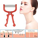 #6: Ecolife Quality Products Safe Handheld Face Facial Hair Removal Threading Beauty Epilator Epi Roller Beauty Tool For Women