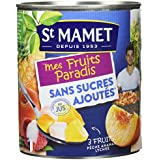 SAINT MAMET Mes Fruits Paradis - Lot de 3
