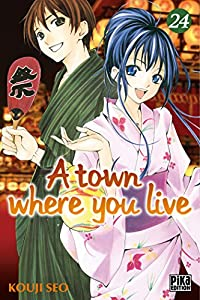 A town where you live Edition simple Tome 24