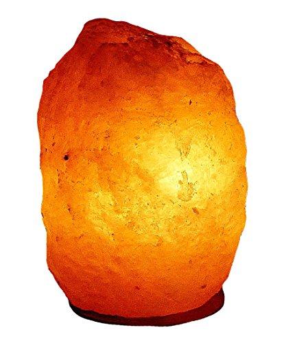 Salz Lampe Salzlampe Kristall Lampe Bosalla 2-3 kg incl. Spezial Leuchtmittel südlich vom Himalaya (2156)