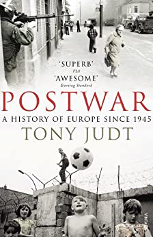 Postwar: A History of Europe Since 1945 par [Judt, Tony]