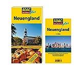 ADAC Reiseführer plus Neuengland: Mit extra Karte zum Herausnehmen