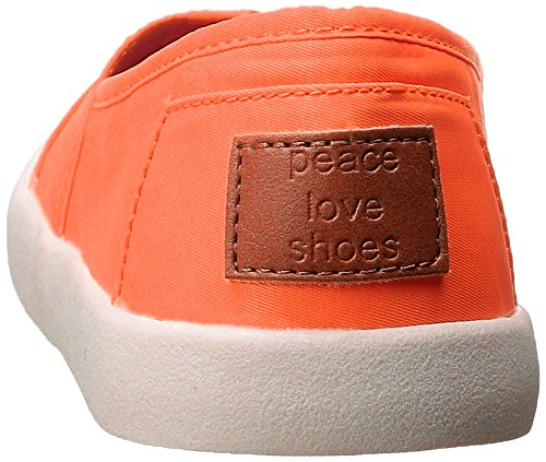 Madden Girl Sail Flat Orange