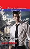 Front cover for the book KCPD Protector (The Precinct) by Julie Miller