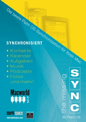 The Missing Sync for Palm OS Mobile Office Für Blackberry