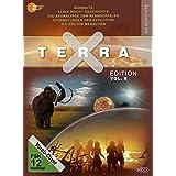 Terra X - Edition Vol. 8 Mammuts - Stars der Eiszeit / Klima macht Geschichte / Die Apokalypse der Neandertaler / Sternstunden der Evolution / Die ersten Menschen