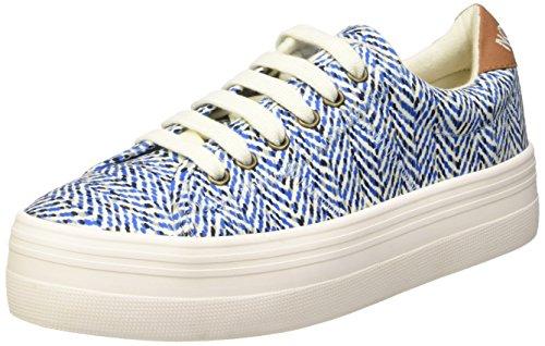no-name-plato-baskets-basses-femme-bleu-waves-blue-40-eu