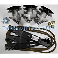 pacciamatura MTD cub Cadet RZT50/RZT50/Troy Bilt RZT50/rzt-50127cm tagliaerba Deck rebuild kit - Trova i prezzi più bassi