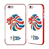 Official Team GB British Olympic Association Bahia Lion Rio Red Fender Case for iPhone 6 Plus/iPhone 6s Plus