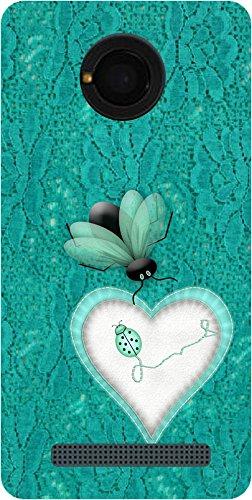 Yu Yunique Plus Back Cover, Designer Printed Back Case Cover for Yu Yunique Plus