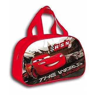 Bolso Bajo Con Asas Cars Capacidad 15 x 8 x 23 cms