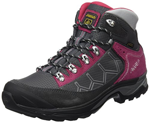 Asolo A40017A189.S17 Bota, Mujer, Gris (Stone), 5.0