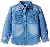 Nauti Nati Baby Boys' Shirt (NAW16-812A-2Y-Blue)