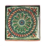 Azulejos Mexicanos Artesanales de Talavera de 5cm – Pack de 10