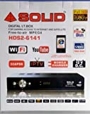 #10: Solid HDS2-6141 Digital Set Top Box with Wifi (Black)
