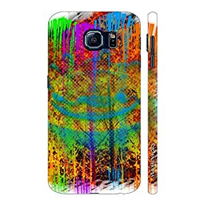Enthopia Designer Hardshell Case Abstract Art 5 Back Cover for Samsung Galaxy S6