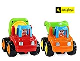 Zest4toyz UNBREAKABLE Automobile CAR Toy...