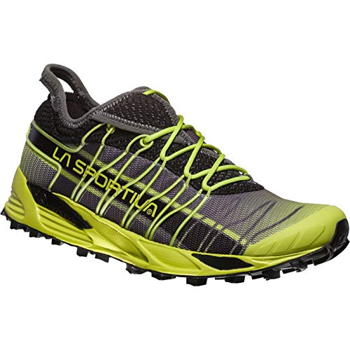 La Sportiva Mutant, Zapatillas de Trail Running para Hombre, Multicolor Apple Green/Carbon 000, 46...