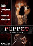 Puppet Horror Collection (Morty - Die Angst, die tötet/Leprechaun 4: In Space/Pinocchio - Die Puppe des Todes/Mörderbike)