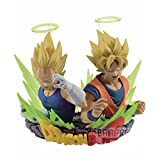 Dragon Ball Z com Figuration Gogeta Goku Vegeta Vol 2 BANPRESTO Prize Japan DBZ