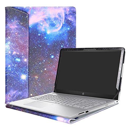 """Alapmk Schutz Abdeckung Hülle für 15.6"""" HP EliteBook 850 G5 & HP EliteBook 755 G5 & HP ZBook 15u G5 Series Notebook,Galaxy"""