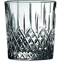 Earlswood by Royal Doulton Tumbler, Clear, 300 ml, Set of 6