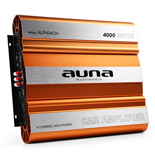 auna Bass regelbar ±10 dB