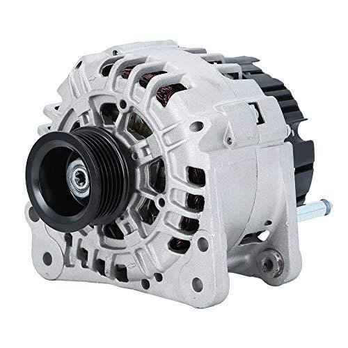 ab81140da3a Yogasada Auto Alternador Generador Pieza de Recambio de Alta Compatibity  para Audi 021903025K Coches Importante Accesorios