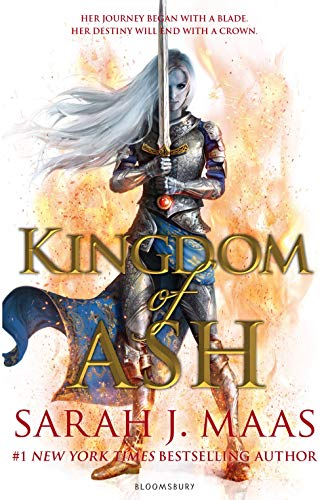 Kingdom of Ash par Sarah J. Maas